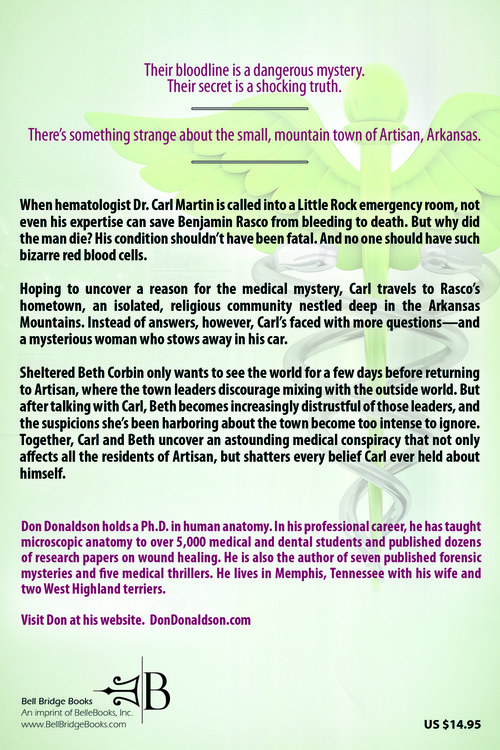 The Blood Betrayal   back cover PROOF