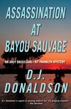 Assassination at Bayou Sauvage2 cover